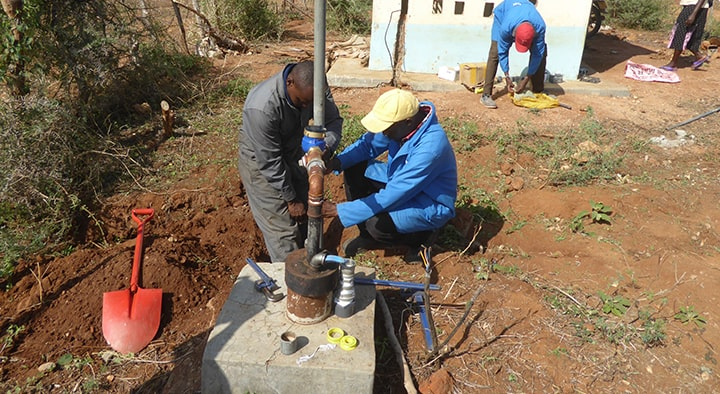Water Infrastructure Installation and Rehabilitation FundiFix